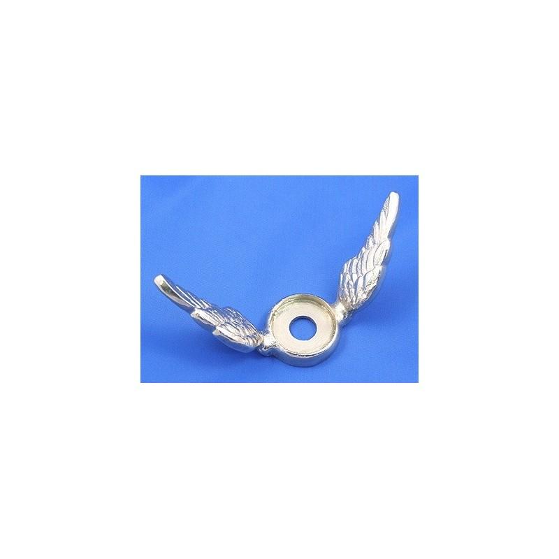 Rychlá letící křídla pod teploměr chladiče