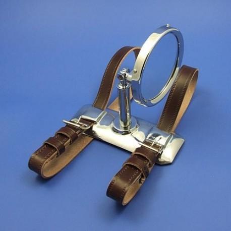 Zrcátko na rezervní kolo s řemínky