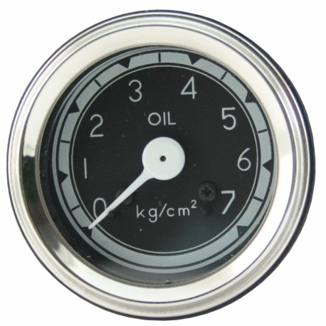 Tlakoměr oleje OIL